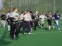 Tryout für die Nationalmannschaft in Rüsselsheim (Jäckel/Gebek 09.11.2002)