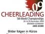Cheerleading World Championships 09 Day 1 (Jäckel/Gebek 28.11.2009)