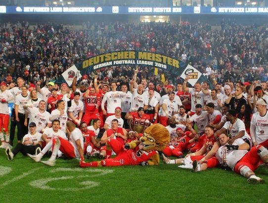 German Bowl XLI: Die Löwen brüllen wieder