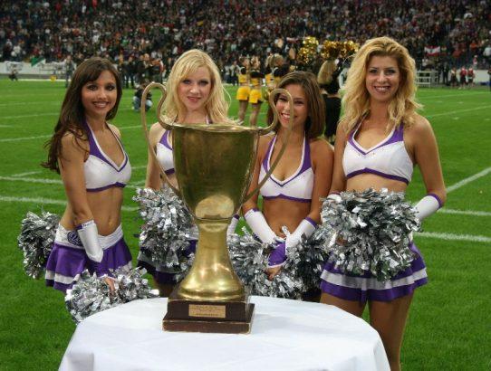 2009: German Bowl vor der Haustür