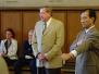 WC 2003 / Honary Reception Römer (Jäckel/Gebek 11.07.2003)