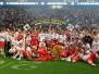 German Bowl XLI  Braunschweig New Yorker Lions - Schwäbisch Hall Unicorns (12.10.2019/C. Gebek)